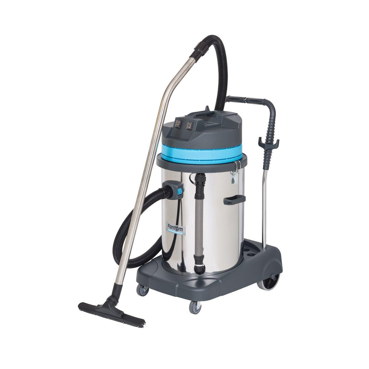 Aspirador de agua y polvo Fantom PROMAX 600M2 2800W: Amazon.es ...
