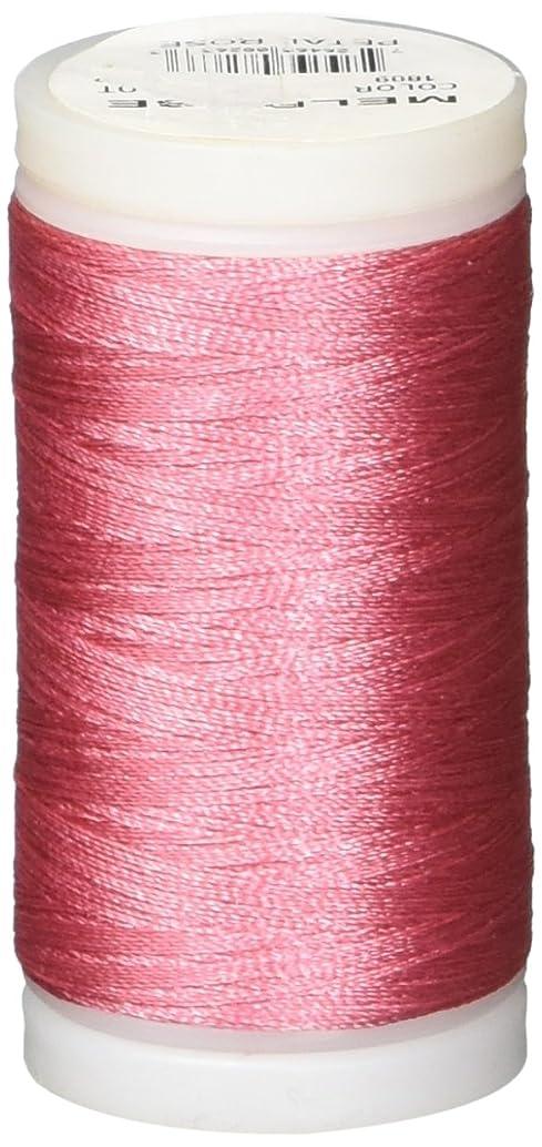 Iris Melrose Thread, 600-Yard, Petal Rose