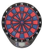 Bull's/Matchpoint Elektronisches Dart, Rot/Blau, 46,5 x 40,5