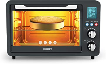 Philips HD6975/00 25 Litre Digital Oven Toaster Grill, Grey, 25 liter