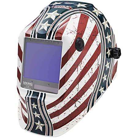 Lincoln Electric® 2450 Jessi The Welder™4C Auto-Darkening Welding Helmet K4437-4