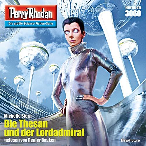 Die Thesan und der Lordadmiral cover art
