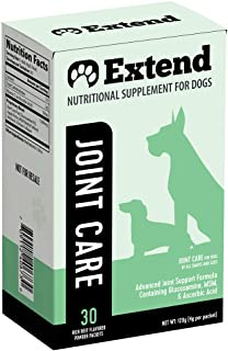 extend pet joint care for dogs