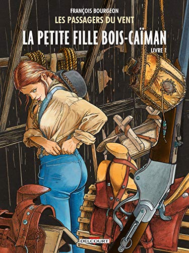 Les Passagers du vent T06: La Petite Fille Bois-Caïman, livre I