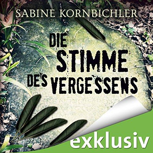Die Stimme des Vergessens audiobook cover art