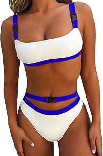 HYIRI 2019 Push-Up Padded Bra,Women's Temperament Beach Bikini Set Swimsuit Swimwear