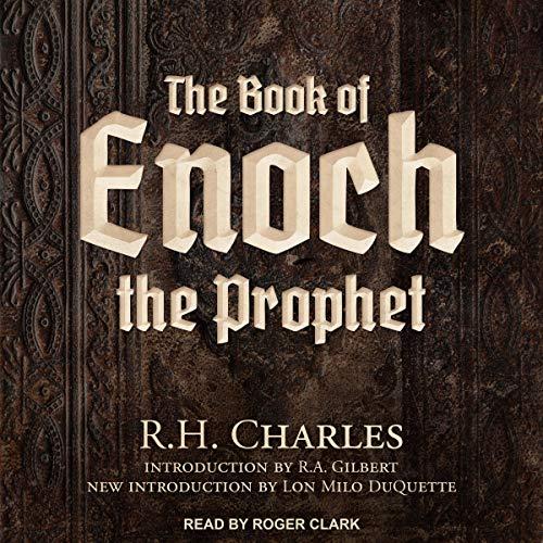 『The Book of Enoch the Prophet』のカバーアート