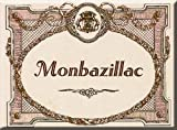 MAGNET 6X8cm GRAND VIN DE BERGERAC MONBAZILLAC - MM1421