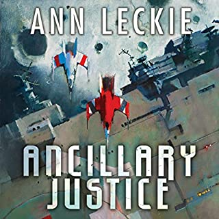 Ancillary Justice     The Imperial Radch series, Book 1              By:                                                                                                                                 Ann Leckie                               Narrated by:                                                                                                                                 Adjoa Andoh                      Length: 12 hrs and 40 mins     348 ratings     Overall 4.3