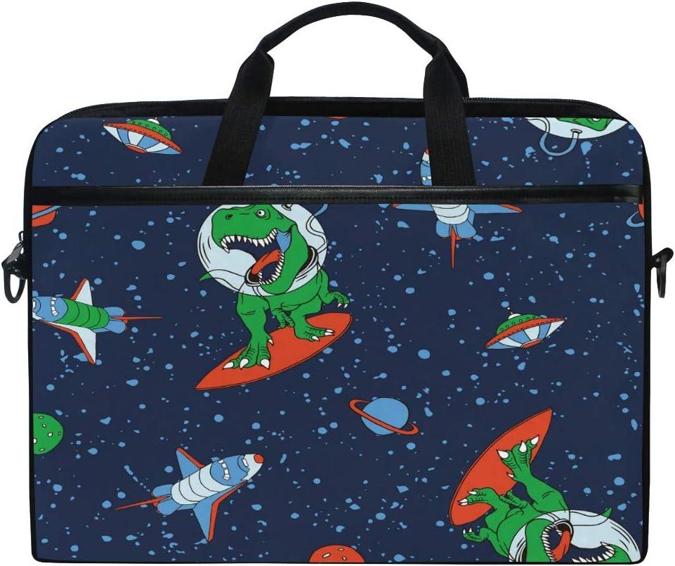 AGONA Cute Astronaut Dinosaur Laptop Shoulder Cartoon Challenge the lowest price List price Messenger