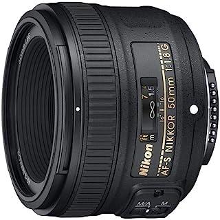 Nikon 2199 AF-S FX NIKKOR 50mm f/1.8G Lens with Auto Focus for Nikon DSLR Cameras
