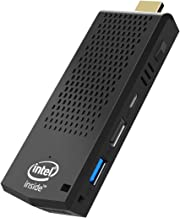 Mini PC Stick,Windows 10 Pro(64-bit) Intel Atom Z8350 Fanless Mini Computer 2GB DDR 32GB eMMC Support 4K HD,2.4G/5G WiFi,Gigabit Ethernet,BT 4.2