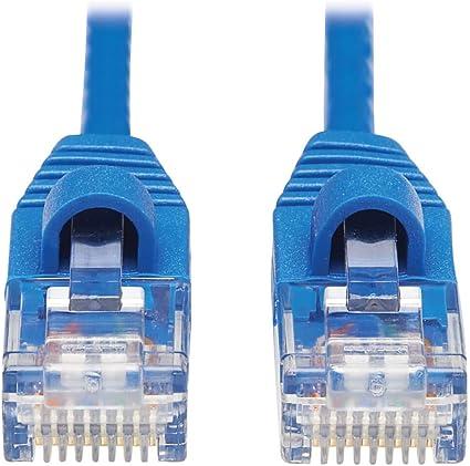 Blue Ethernet Cable 10 ft. Cat 6A