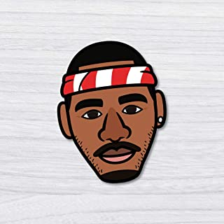 Frank Ocean Icon Laptop Sticker