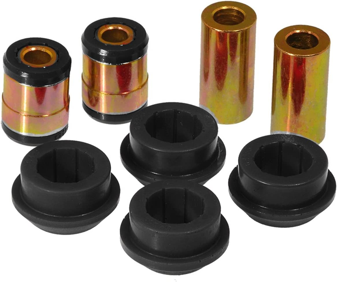 Prothane 8-315-BL Black Rear Upper Control Arm Baltimore Mall Lower Max 66% OFF and Bushing