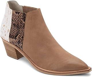 Dolce Vita Women's Shana Fashion Boot, Taupe Multi Nubuck, 7.5