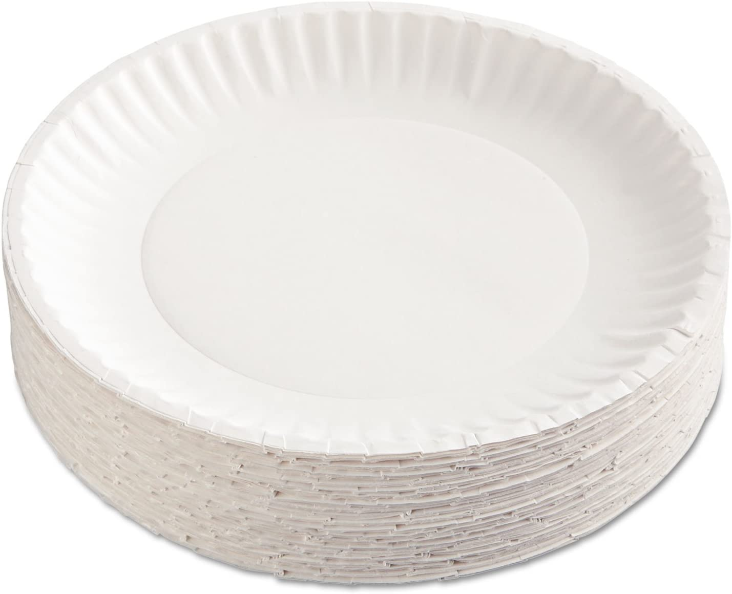 AJMCP9GOEWH - Gold security 35% OFF Label Coated Paper Plates
