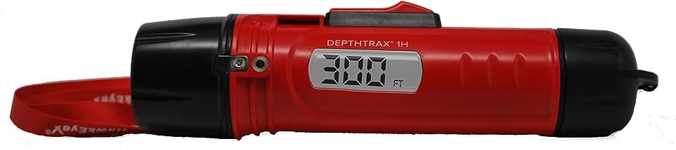 Hawkeye DepthTrax 1H Handheld Depth Sounder