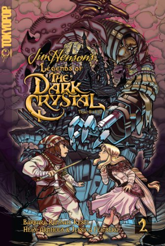 Legends of the Dark Crystal Volume 2: Trial by Fire