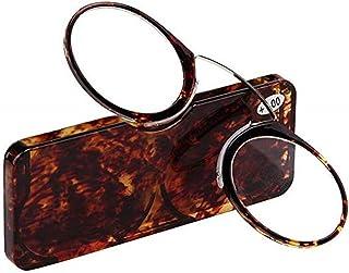 b3e757bc51 Gafas de lectura mixtas sin patillas Ovaladas transparentes hombre y mujer  flexibles para anti-fatiga