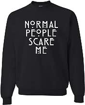 normal people scare me crewneck