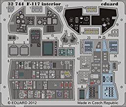 F-117 Interior for TSM (Painted Self Adhesive) 1/32 Eduard by Eduard