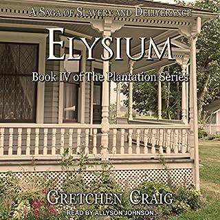 Elysium audiobook cover art