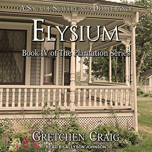 Elysium audiobook cover art