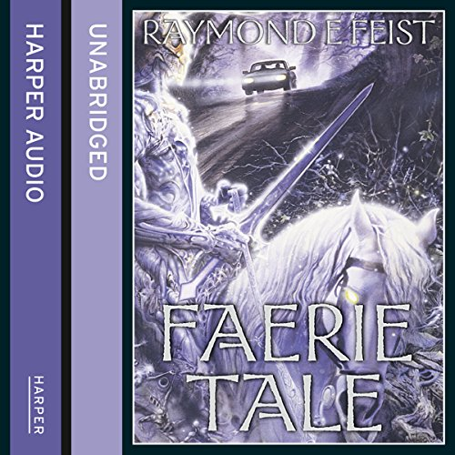 Faerie Tale audiobook cover art