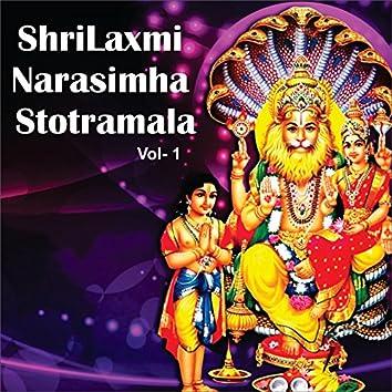 Shri Laxmi Narasimha Stotramala, Vol. 1