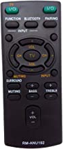 New Sound Bar Remote Control RM-ANU192 SUB RM-ANU191 Remote fit for Sony HT-CT60BT SA-CT60BT SS-WCT60 Sound bar