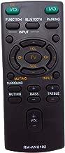 New Sound Bar Remote Control RM-ANU192 SUB RM-ANU191 Remote fit for Sony HT-CT60BT SA-CT60BT SS-WCT60 Sound bar