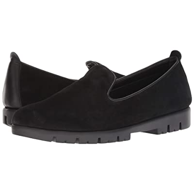 The FLEXX Smokinhot Plush (Black Suede/Cashmere) Women