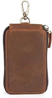 Kigurumi Key Case Leather Practical Car Key Auto Key Key Case Cover Pouch