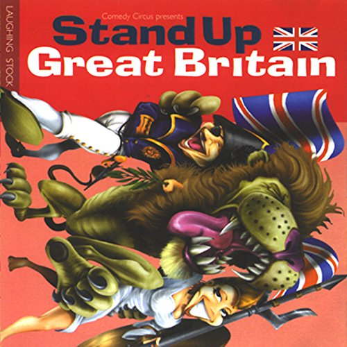 Stand Up Great Britain audiobook cover art