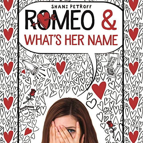 Romeo & What's Her Name audiobook cover art
