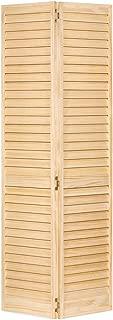 Bi-fold Door, Louver Louver Plantation 1x24x80