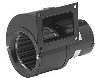 Fasco A166 Centrifugal Blower with Sleeve Bearing, 3,200 rpm, 115V, 50/60Hz, 1.4 amps