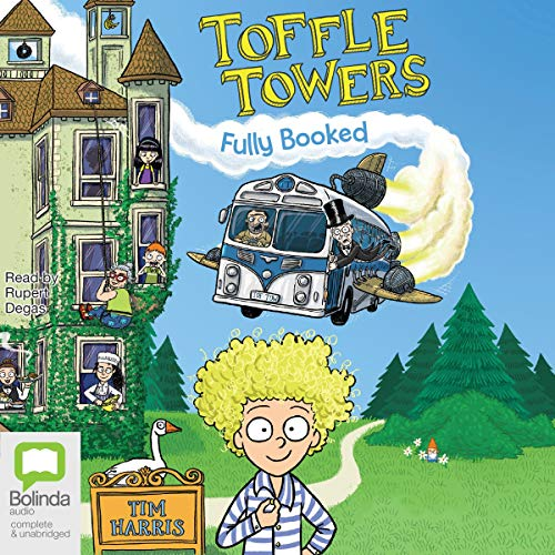 Toffle Towers: Fully Booked cover art