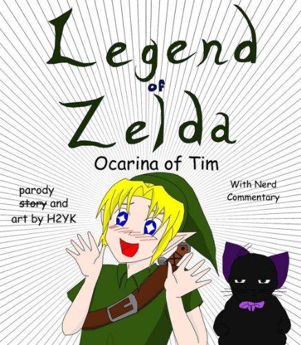 Ocarina of Tim Vol One (English Edition)