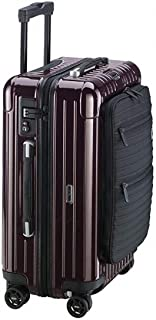 RIMOWA Lufthansa Bolero Collection suitcase Cabin Trolley 37L Amethyst