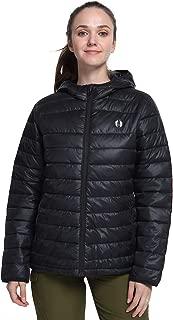 Men Women Warm Jackets Windproof Softshell Puffer Lightweight Coat with Classic Hood