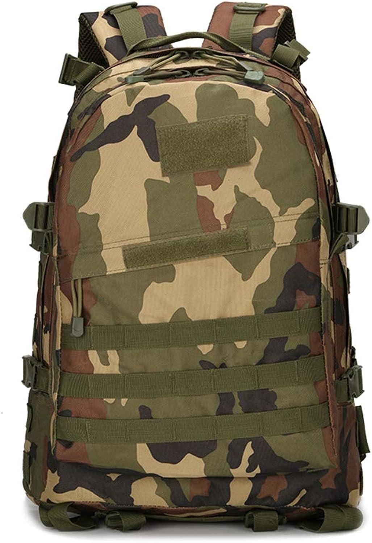 FLLH Tarnung der Tasche Taktische Rucksack im Camping Camping Camping - Tasche B07P2C3DRT  Neuankömmling c59bd9
