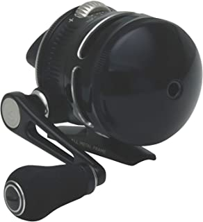Zebco ZO2PRO Fishing Omega 2 Pro Spincast Reel, Black Finish