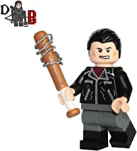 Custom The Walking Dead Negan Minifigure made using LEGO and custom parts