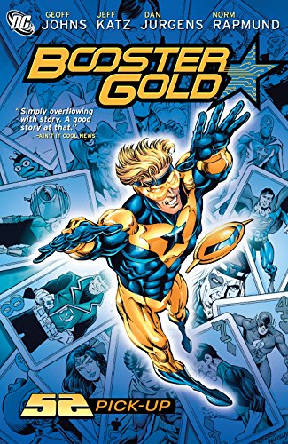 Booster Gold (2007-2011): 52 Pick-Up (English Edition)
