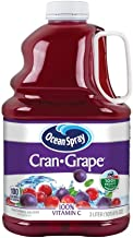 Ocean Spray Juice Drink, Cran-Grape, 3 Liter Bottle