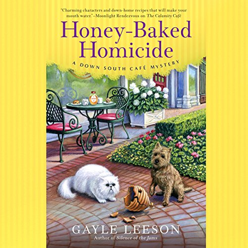 Honey-Baked Homicide audiobook cover art