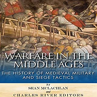 Warfare in the Middle Ages audiobook cover art