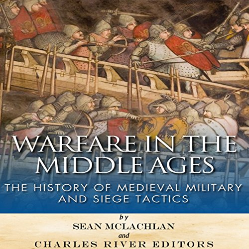 Warfare in the Middle Ages cover art